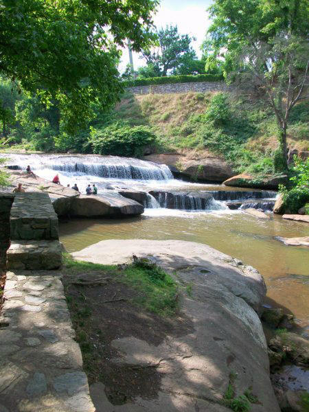 Falls Park - Ceremony Location - Ceremony Sites - 601 S Main St, Greenville, SC, 29601