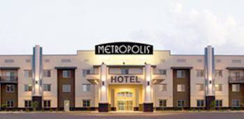 Metropolis Hotel - Hotels/Accommodations, Reception Sites - 5150 Fairview Drive, Eau Claire, WI, United States