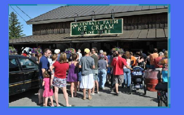 Kimball Farm - Attractions/Entertainment, Restaurants - 400 Littleton Rd, Westford, MA, 01886