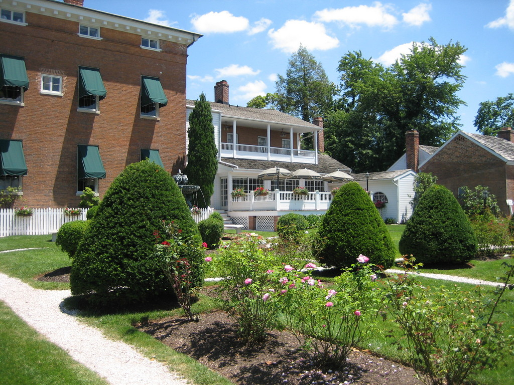Antrim 1844 Country Inn - Ceremony Sites, Reception Sites, Hotels/Accommodations - 30 Trevanion Road, Taneytown, MD, United States