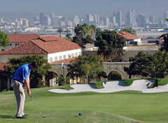 Sail Ho Golf Club - Entertainment - 2960 Truxtun Road, San Diego, CA, United States
