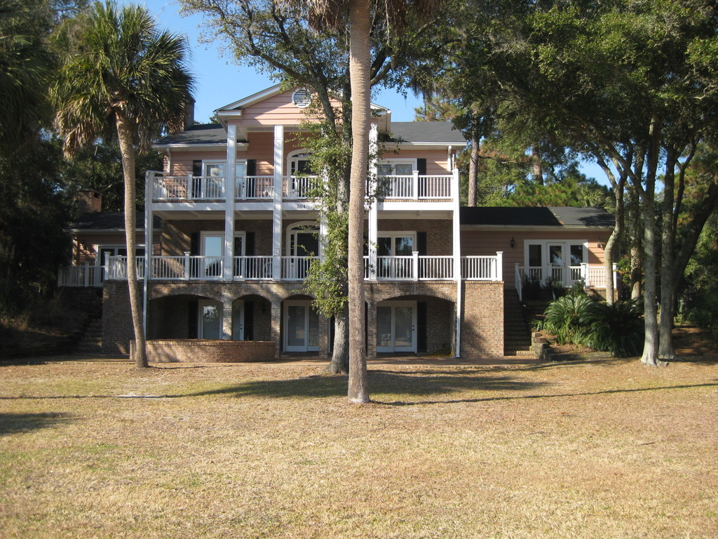 Reception Location - Reception Sites - 504 Remora Circle, Fripp Island, SC
