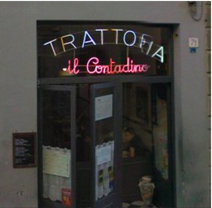 Trattoria Il Contadino - Restaurants - Via Palazzuolo, 71-red, Florence, Tuscany, 50123