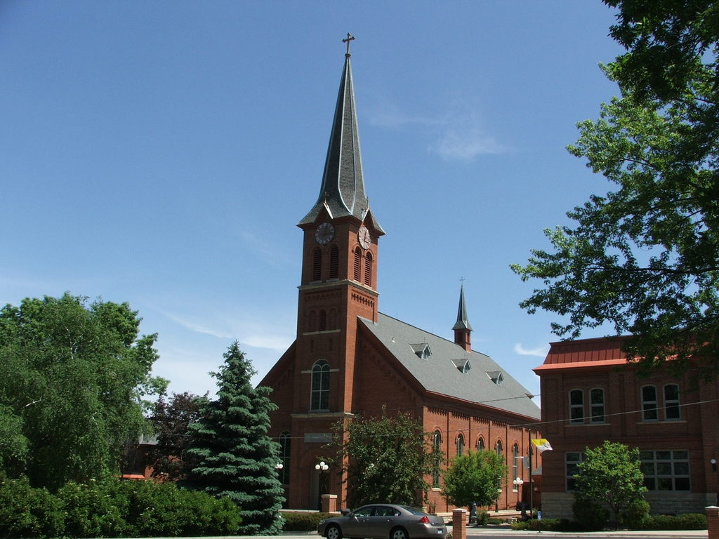 St Mary's Catholic Church - Ceremony Sites - 423 5th Street South, Stillwater, MN, United States