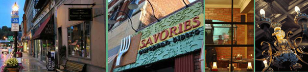 Savories European Bistro - Restaurants - 108 Main Street North, Stillwater, MN, United States