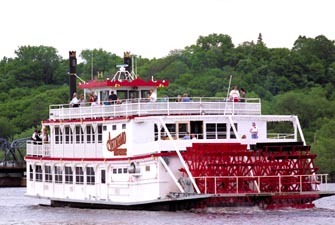 St. Croix Boat & Packet Co. - Attractions/Entertainment - 525 Main St S, Stillwater, MN, 55082