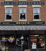 Brine's Restaurant & Bar - Attractions/Entertainment, Restaurants - 219 Main Street South, Stillwater, MN, United States