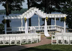 Celebrations at the Reservoir - Ceremony - 4801 Woolridge Road, Moseley, Va, 23120, USA