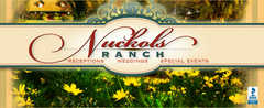 Nuckols Ranch Wedding In August in Porterville, CA, USA
