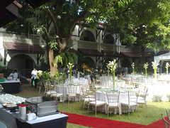 Monasterio de Guadalupe Garden - Reception -
