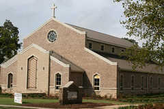 Ceremony - St. John's Catholic Church - Ceremony - 416 S 5th St, Oxford, MS, 38655, US