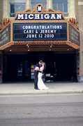 Michigan Theater - Ceremony - 603 East Liberty Street, Ann Arbor, MI, 48104, United States