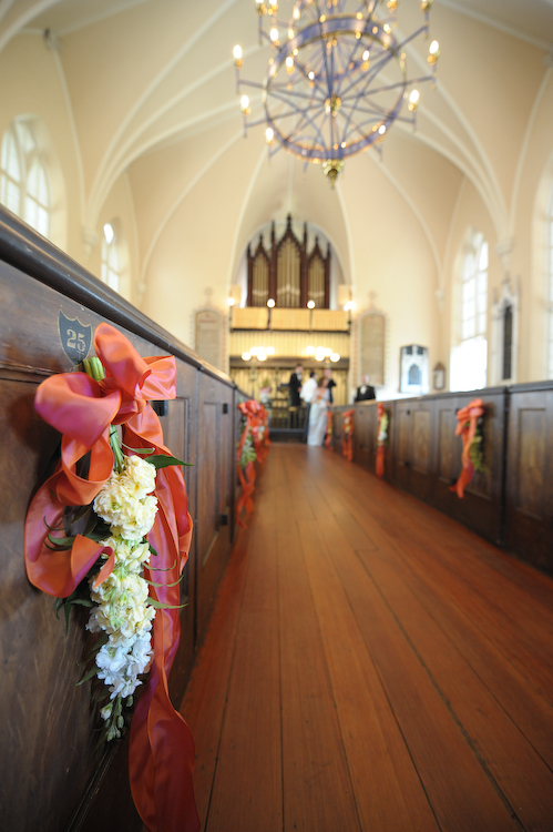 French Huguenot Church - Ceremony Sites - 105 Meeting St, Charleston, SC, 29401, US