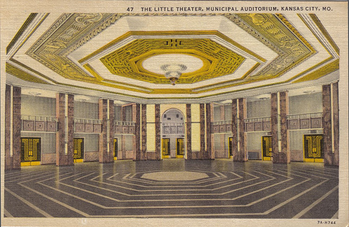 The Little Theater - Reception Sites - 301 W 13th St, Kansas City, MO, 64105