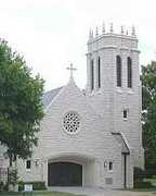 St. Alban's Episcopal Church - Ceremony - 305 N. 30th Street, Waco, Texas, 76710