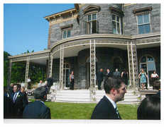 James House Mansion - Ceremony - 701 North Broadway , Sleepy Hollow, NY, 10591, US