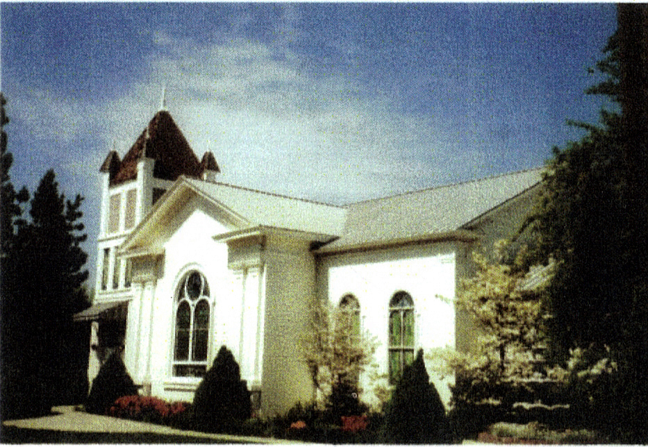 Pionneer United Methodist Church - Ceremony Sites - 1338 Lincoln Way, Auburn, CA, 95603
