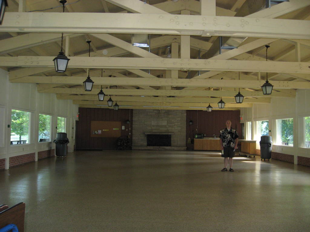 Lake Of The Woods Pavilion - Ceremony Sites - 109 S Lake of the Woods Rd, Mahomet, IL, 61853