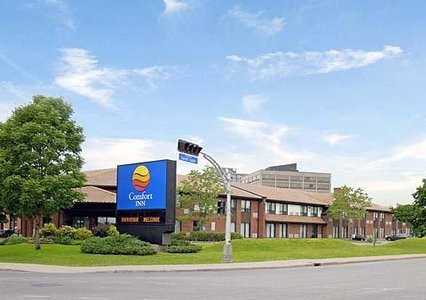 Comfort Inn Montreal Aeroport - Hotels/Accommodations - 700 BOUL. ST. JEAN, POINTE-CLAIRE, QC, Canada
