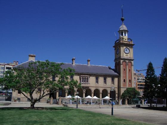 The Ceremony - Ceremony Sites - Corner of Wharf Rd & Watt St, Newcastle, NSW, Australia