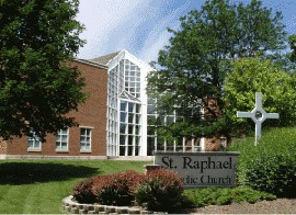 St. Raphael Catholic Church - Ceremony Sites, Reception Sites - 1215 Modaff Rd, Naperville, IL, 60540