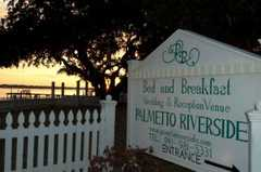 Palmetto Riverside Bed and Breakfast - Ceremony - 1102 Riverside Dr, Palmetto, FL, 34221