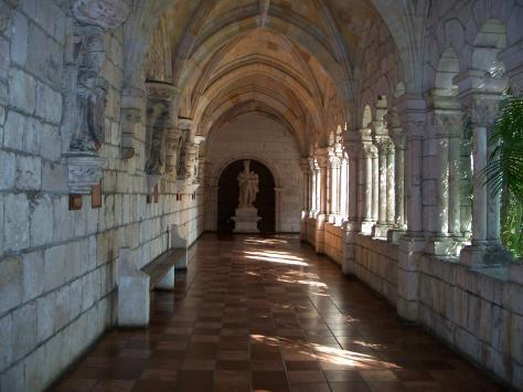 Ancient Spanish Monastery - Reception Sites -
