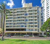 Waikiki Grand Hotel - Hotel - 134 Kapahulu Ave, Honolulu, HI, 96815