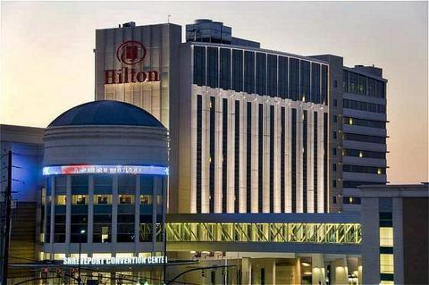 Hilton Shreveport - Hotels/Accommodations - 104 Market Street, Shreveport, LA, United States