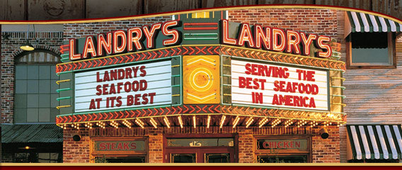 Landry's Seafood House - Restaurants - 5310 Seawall Blvd, Galveston, TX, USA