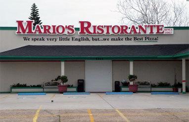Mario's Ristorante - Restaurants - 2202 61st Street, Galveston, TX, United States
