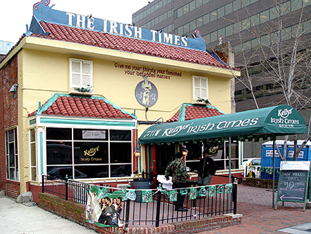 Wedding After-party At Kelly's Irish Times - After Party Sites - 14 F Street Northwest, Washington, DC, United States