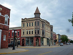 Historic Downtown Menominee - Attractions/Entertainment - first street, Menominee, Michigan, United States