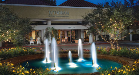 Wyndham Peachtree Conference Center - Hotels/Accommodations, Reception Sites - 2443 Highway 54 West, Peachtree City, GA, United States