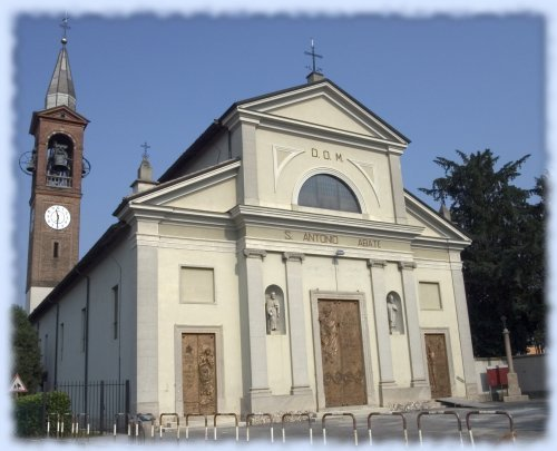 Chiesa S. Antonio Abate - Ceremony Sites - 20060 Pozzo d'Adda MI, Pozzo d'Adda, Lombardia, IT