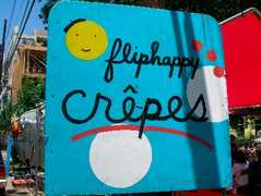 Flip Happy Crepes - Good Eats! - 400 Jessie Street, Austin, TX, United States