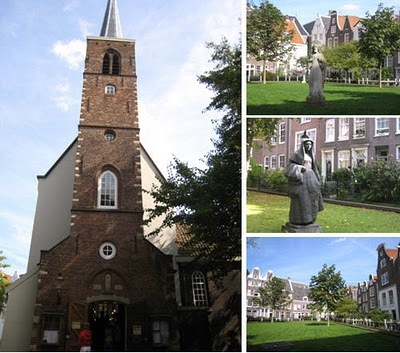 De Begijnhof - Attractions/Entertainment, Ceremony Sites - Amsterdam, North Holland