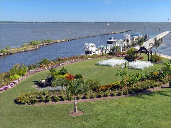 Herrington On The Bay - Ceremony Sites, Attractions/Entertainment, Reception Sites, Ceremony &amp; Reception - 7151 Lake Shore Dr, North Beach, MD, 20714