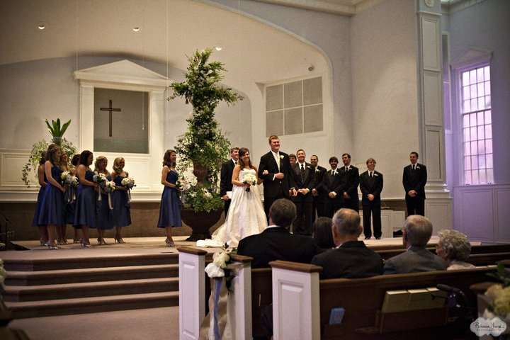 First Baptist Church - Ceremony Sites - 106 East Lampkin Street, Starkville, MS, United States