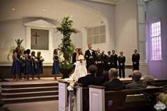 First Baptist Church - Ceremony - 106 E. Lampkin Street, Starkville, MS, 39759