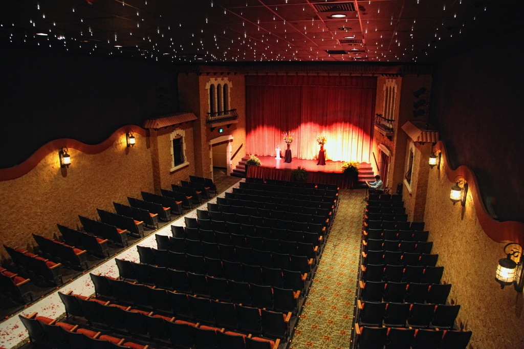 Garden Theatre - Ceremony Sites - 160 W Plant St, Winter Garden, FL, 34787