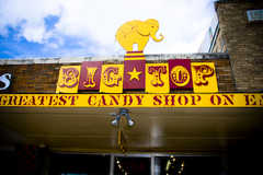 Big Top Candy Shop - Places to Shop! - 1706 S Congress Ave, Travis County, TX, 78704, US