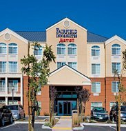 Fairfield Inn & Suites By Marriott Fairfield - Napa Valley Area - Hotels/Accommodations - 315 Pittman Road, Fairfield, CA, 94535, United States