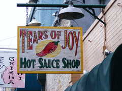 Tears of Joy Sauces - Places to Shop! - 618 East 6th Street, Austin, TX, United States