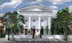 First Baptist Church - Ceremony - 61 Church St, Charleston, SC, 29401