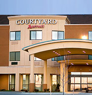 Courtyard By Marriott - Hotels/Accommodations - 3020 Riffel Dr, Saline County, KS, 67401