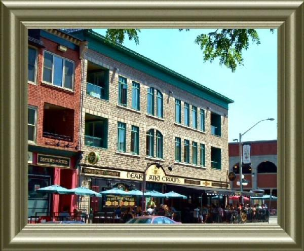 Heart & Crown - Attractions/Entertainment, Bars/Nightife, Restaurants - 67 Clarence Street, Ottawa, ON, Canada