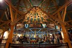 Silver Beach Carousel - Attraction - 333 Broad Street, Saint Joseph, MI, United States