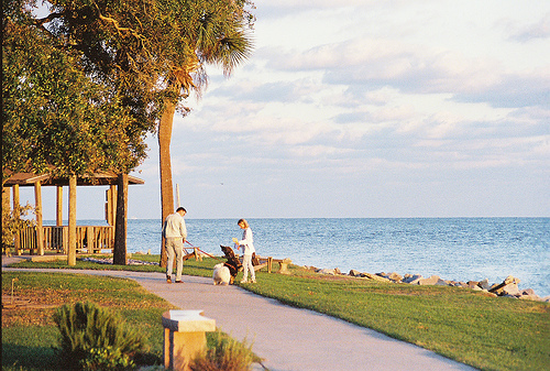 Neptune Park - Attractions/Entertainment, Ceremony Sites - 550 Beachview Dr, Saint Simons Island, GA, 31522, US