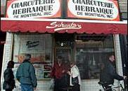 Schwartz's - Restaurants - 3895 Boulevard Saint Laurent, Montréal, QC, Canada